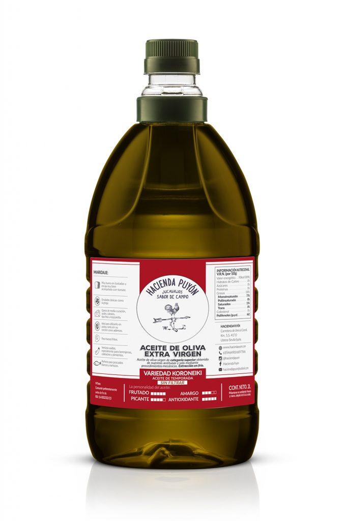 Aceite Koroneiki 2L