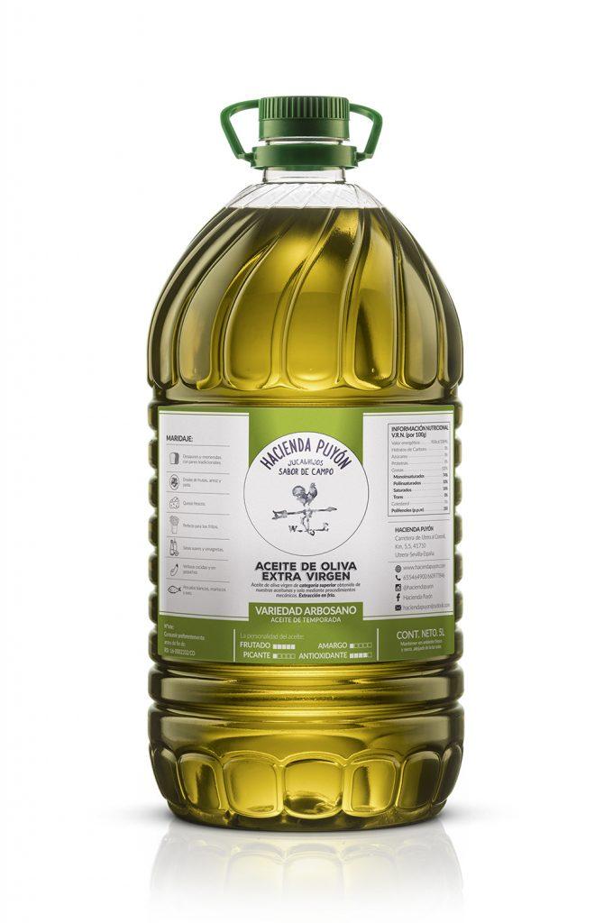 Aceite Arbosana 5L
