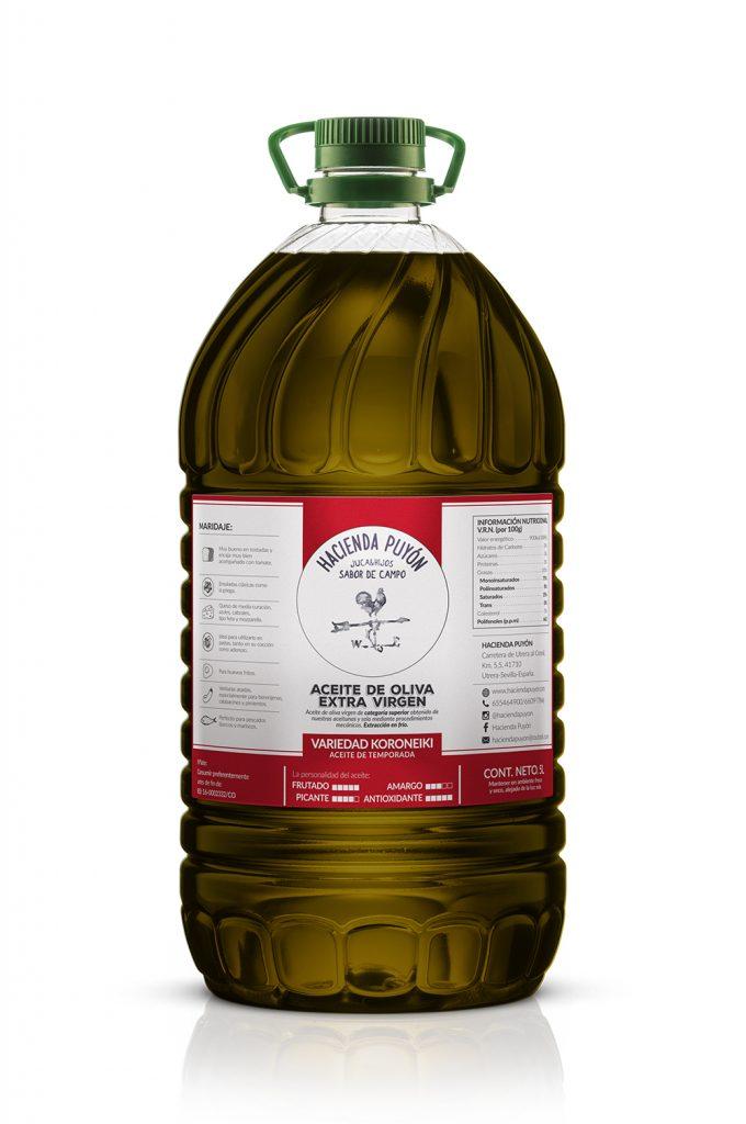 Aceite Koroneiki 5L